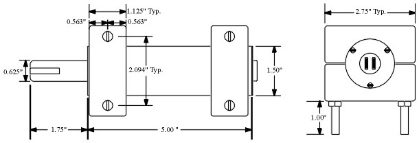 Motion Detector specifications