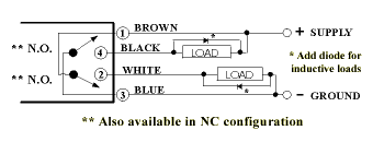 PE606 Wiring Diagram