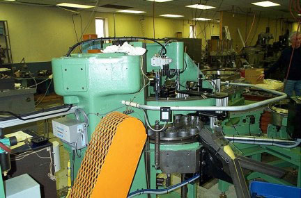 Machine Guarding for Automatic Assembly Machines